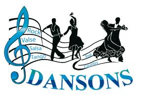 Logo Dansons